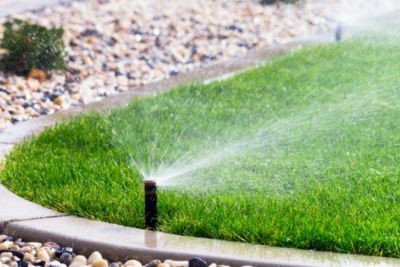 Lawn Irrigation/Watering Tips