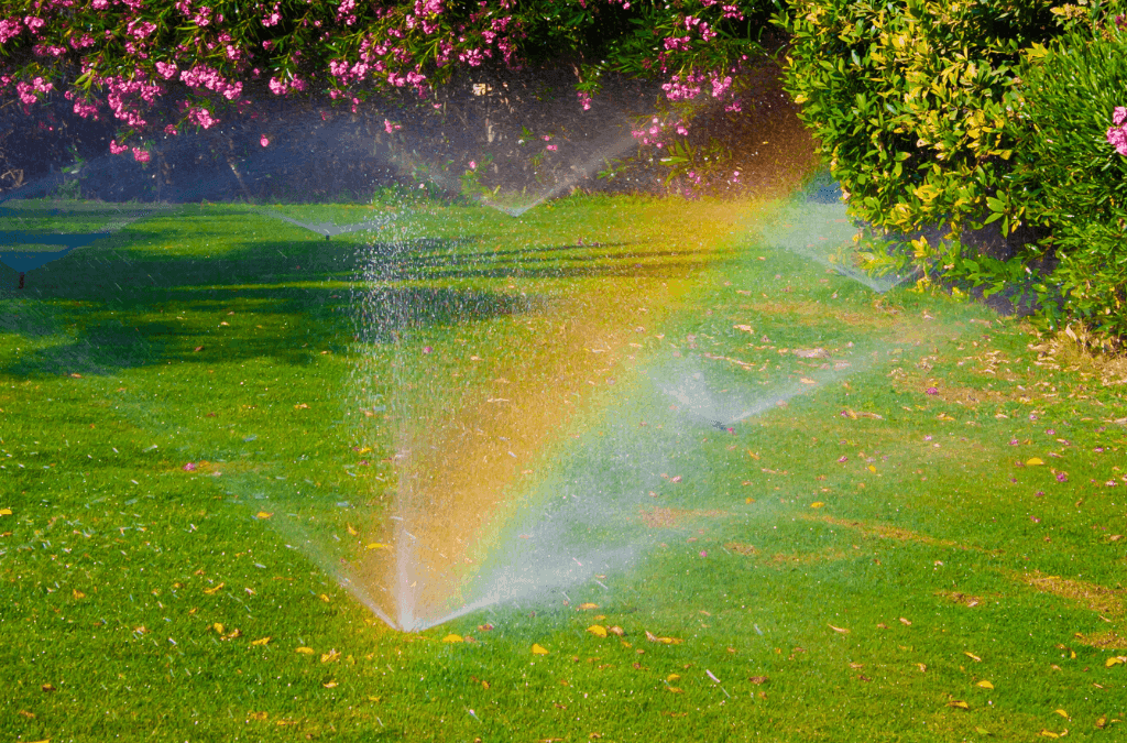 Lawn Irrigation-Watering Tips