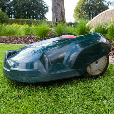 about robotic lawn mowers