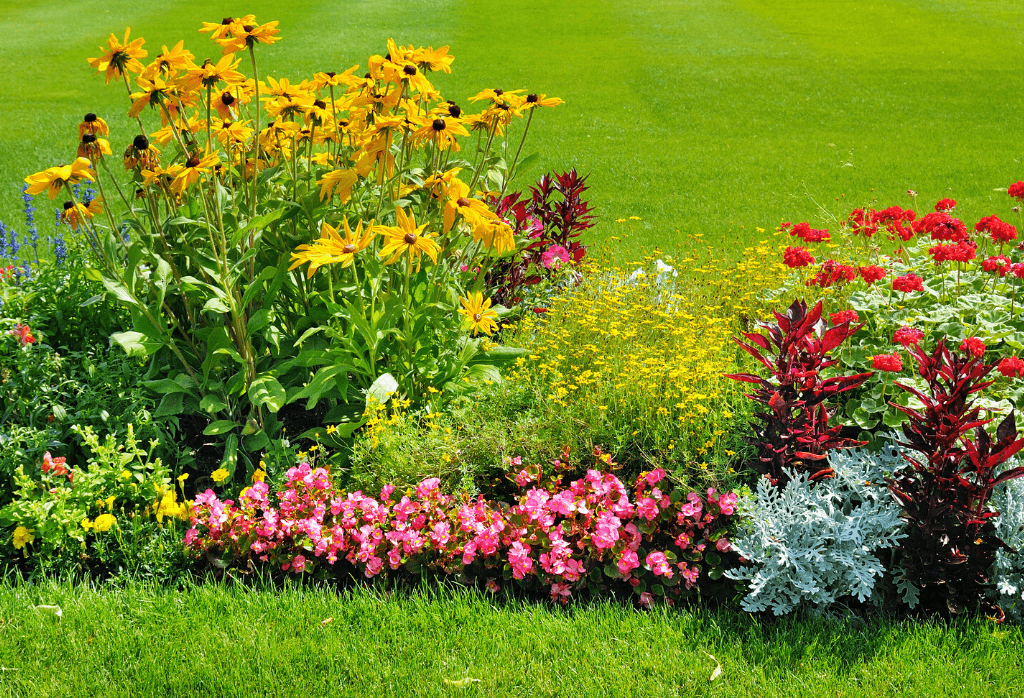 Maintaining Landscape Beds