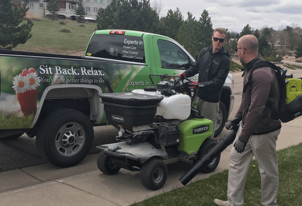 ExperiGreen Lawn Care Denver