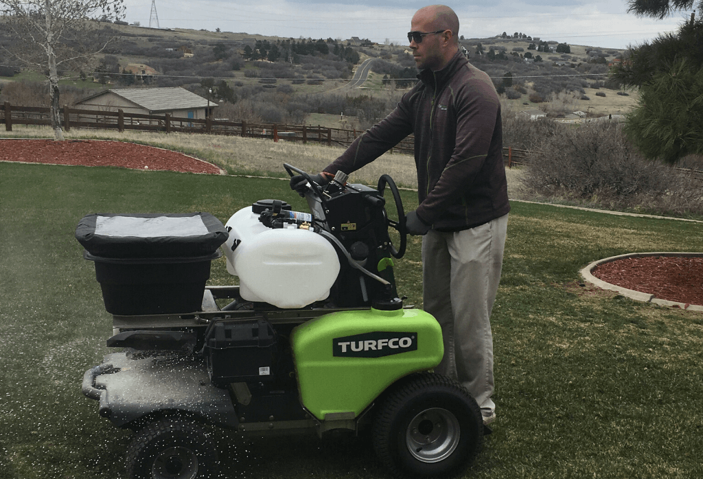 Lawn Fertilization Denver