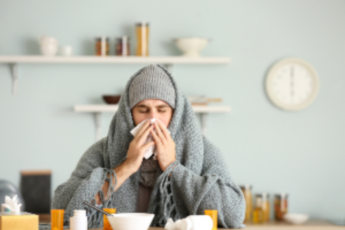 Why Do We Catch Colds In Winter?