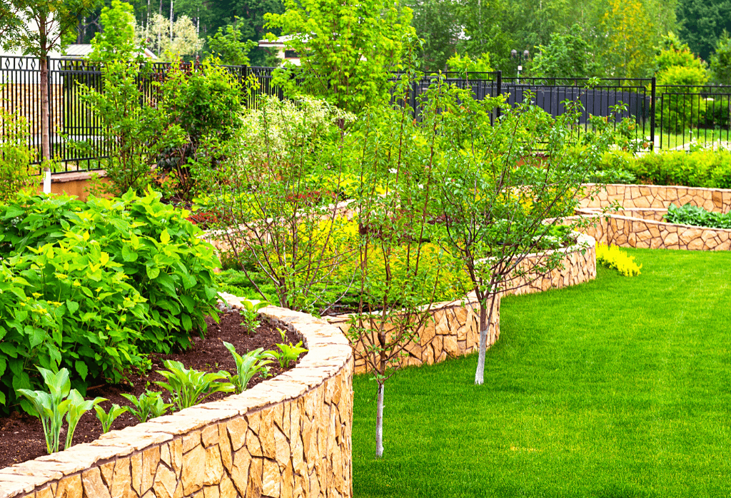 Landscaping & Lawns Adds Value To Your Home