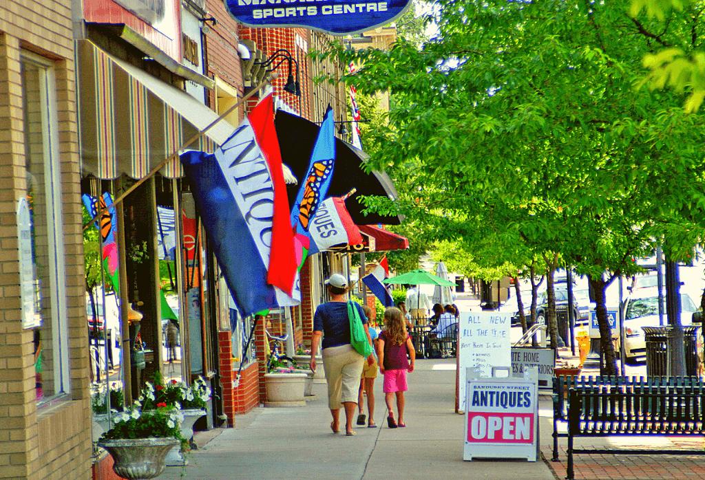 Downtown Delaware Ohio