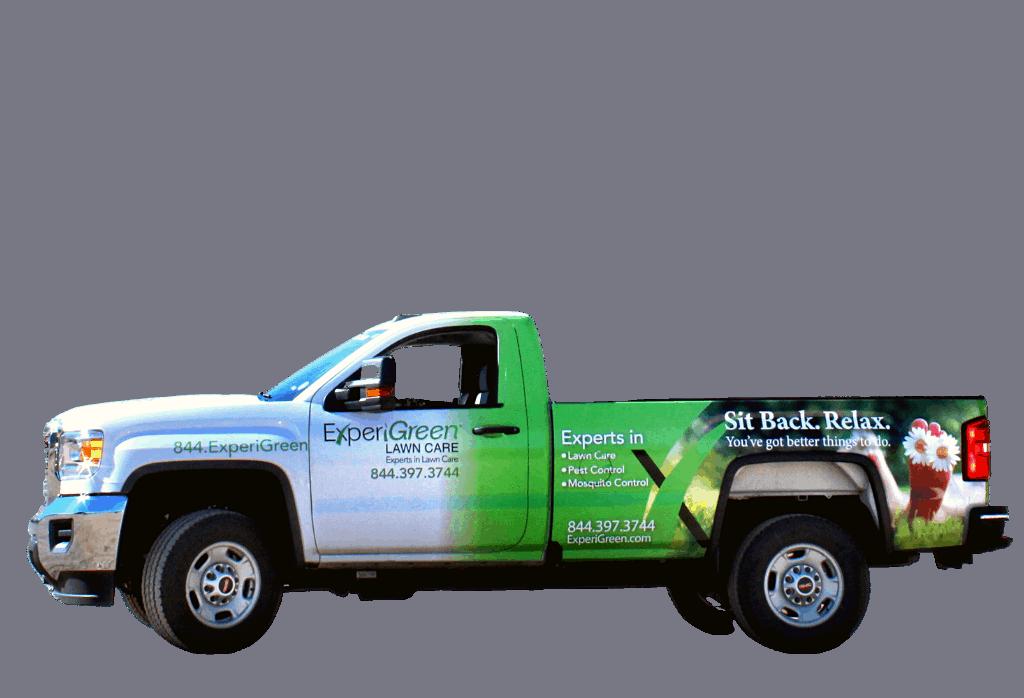 ExperiGreen Truck
