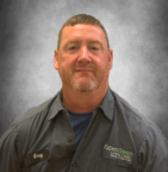 Greg Fields-Service Manager