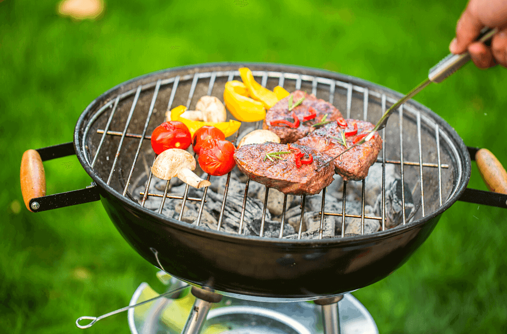 Safe Summer Cookouts