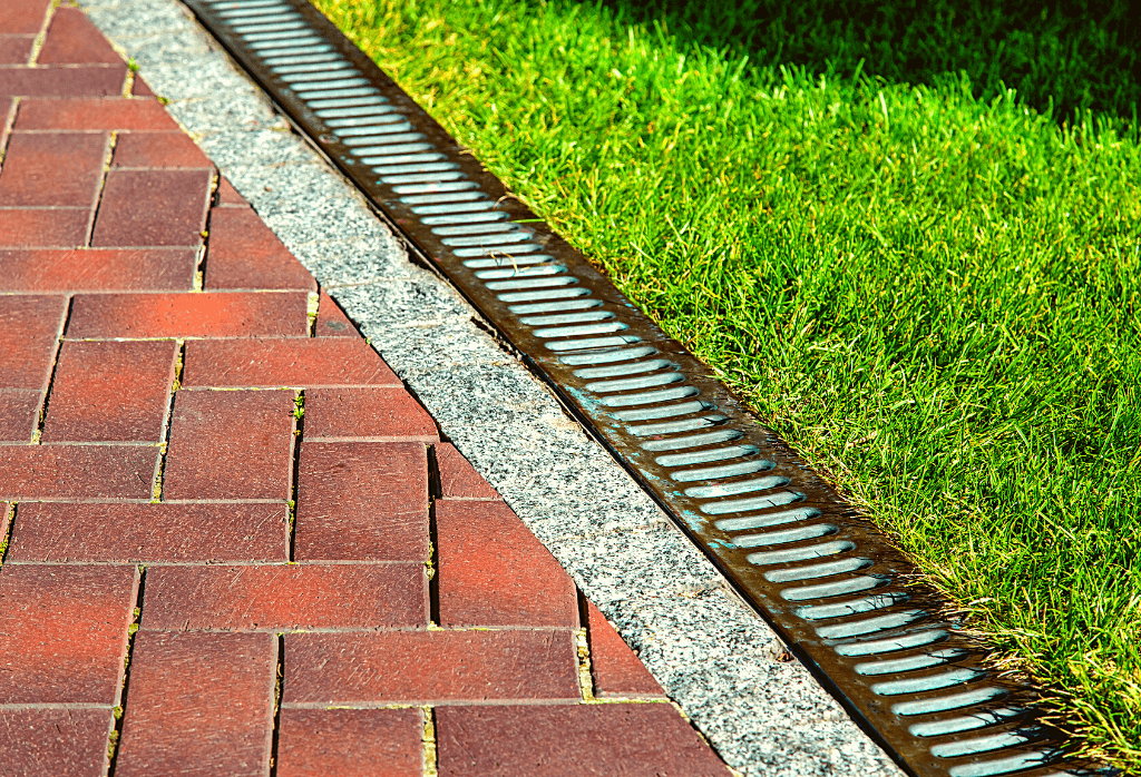 Drainage Tile Removes Excess Water