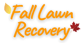 Fall Lawn Recovery Program