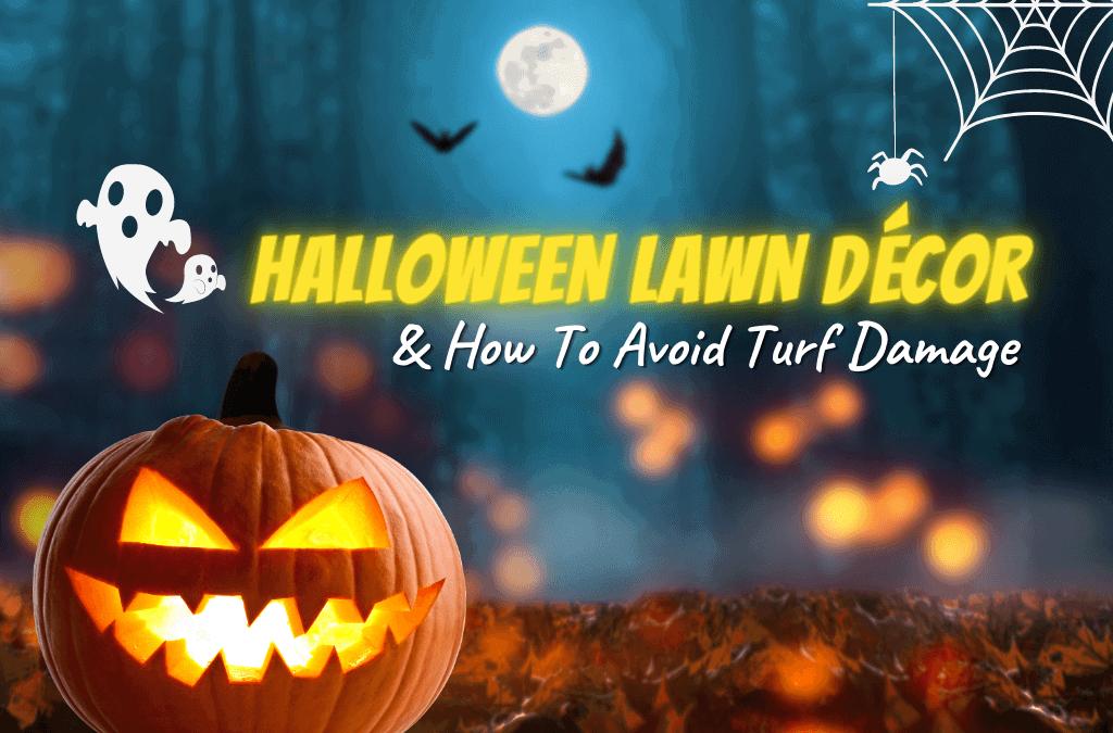 Halloween Lawn Décor