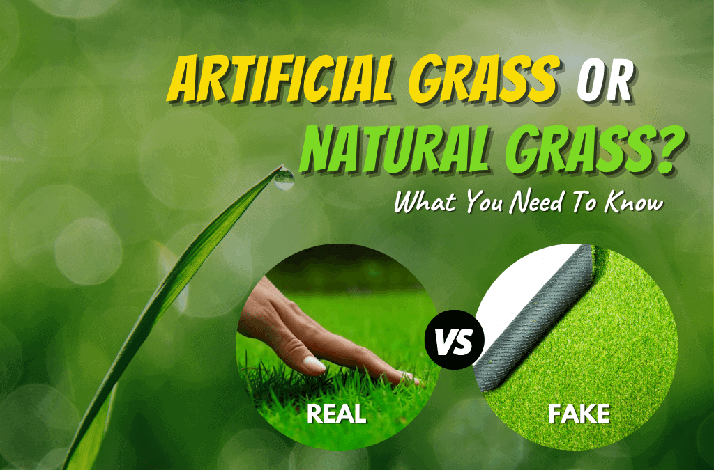 Natural Grass Vs Artificial Turf