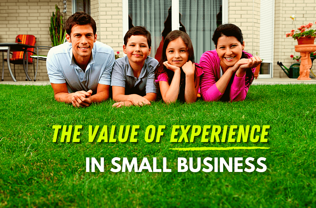 The Value of Experience in Small Business