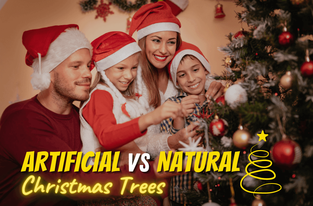Artificial Vs. Natural Christmas Trees