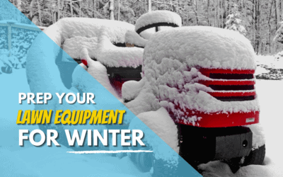How To Prepare Lawn Equipment For The Winter Season