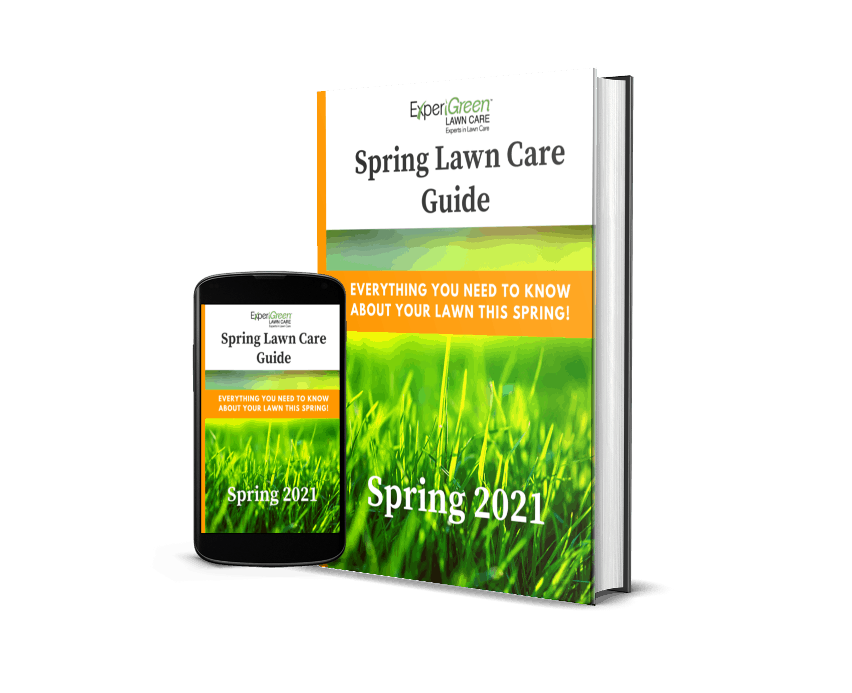 ExperiGreen Spring 2021 Lawn Care Guide