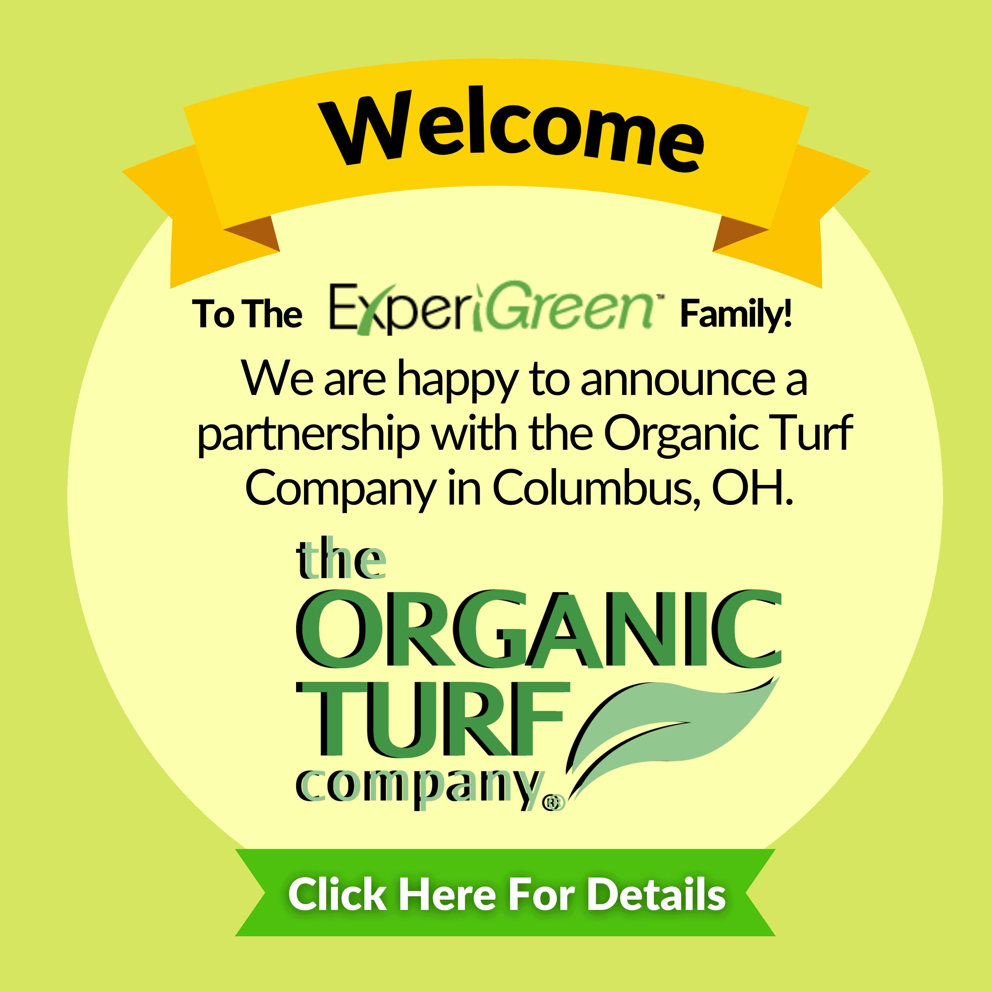 Welcome Customers Of The Organic Turf Company