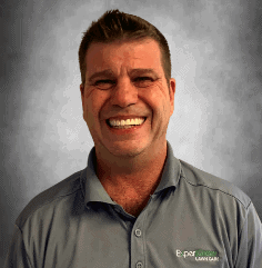 Kevin B. ExperiGreen Lawn Care