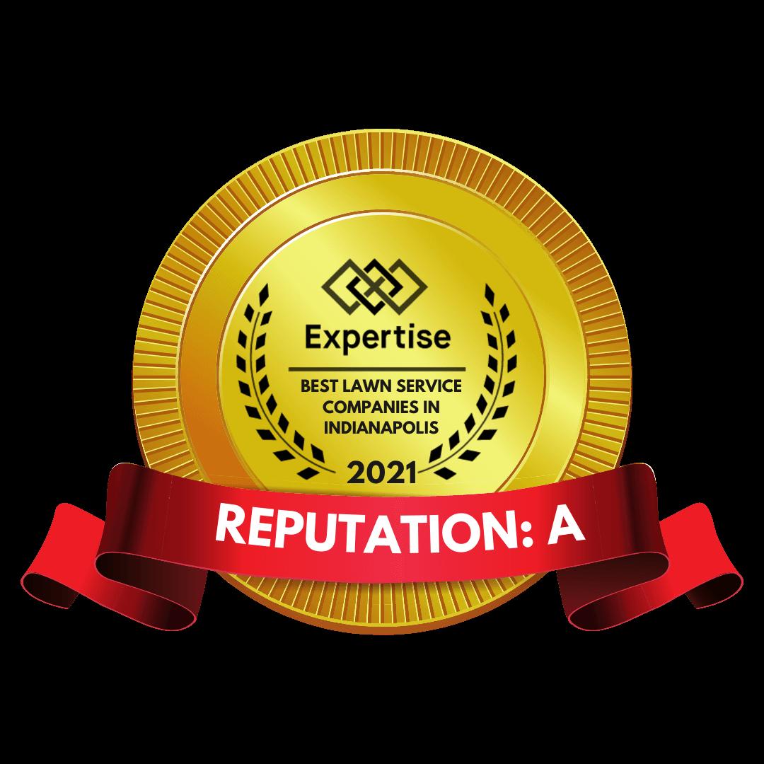 ExperiGreen Indianapolis Expertise Award