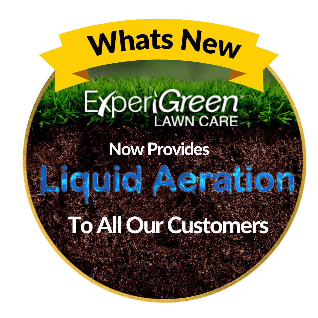 ExperiGreen Now Offers Liquid Lawn Aeration