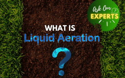 What Is Liquid Lawn Aeration