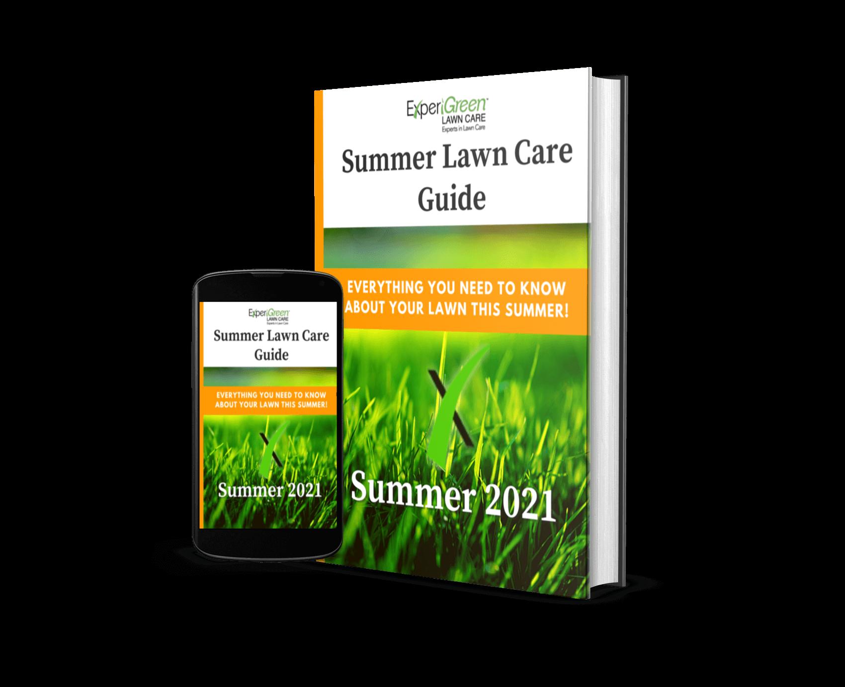 Summer Lawn Care E-book Free Download